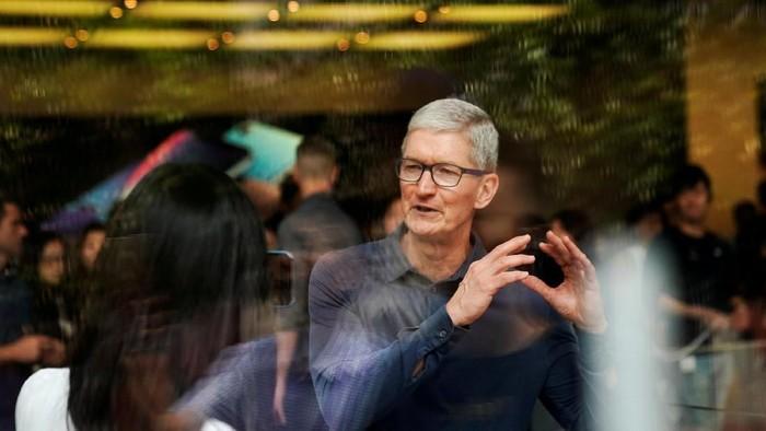 Ông chủ Apple không muốn iPhone chỉ được sử dụng trên mạng xã hội Ảnh: Reuters