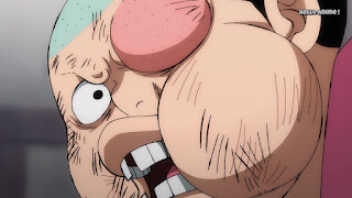 ワンピースアニメ ワノ国編 995話 | ONE PIECE 光月モモの助 MOMONOSUKE CV.折笠愛