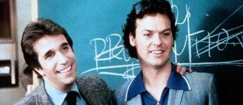 New on Blu-ray: NIGHT SHIFT (1982) Starring Michael Keaton, Henry Winkler and Shelley Long