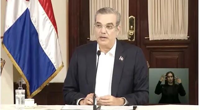Presidente anuncia primera medidas de reforma a la PN