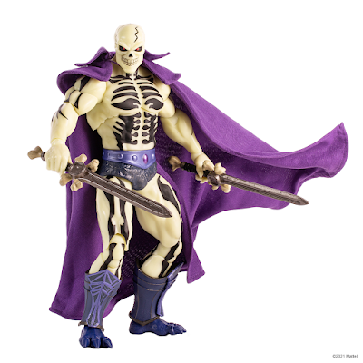 Masters of the Universe Scareglow Classic Variant 1/6 Scale Figure by Mondo