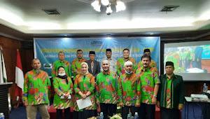 Kepengurusan Amphuri Riau-Kepri Resmi Dilantik Ketum Pusat dan Berkhidmat untuk Umat