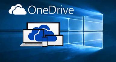 طريقة عمل نسخة احتياطية من ويندوز Windows 10 على OneDrive Cloud Storage