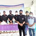 234 SC Regwil Karawang Silaturahmi Dengan Penyandang Disabilitas