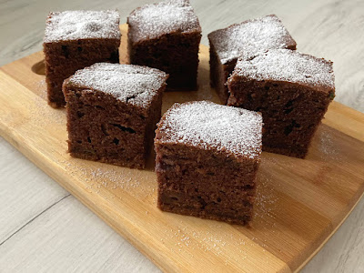 Ciasto z cukinii o smaku czekoladowym