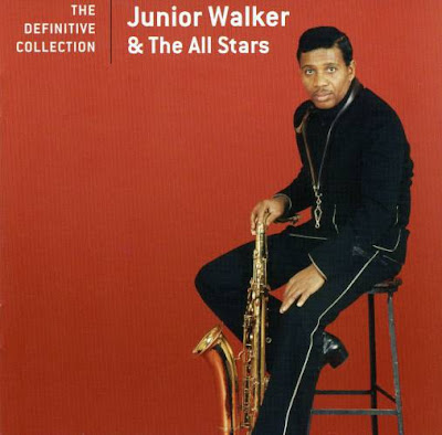 Junior Walker & The All Stars - 2008 - The Definitive Collection @320. With Covers.