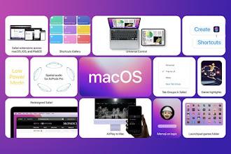 Il nuovo macOS 12 arriva tra poco, insieme all'update di iOS 15.1, ecco i dettagli