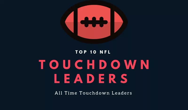 Top 10 NFL Touchdown Leaders