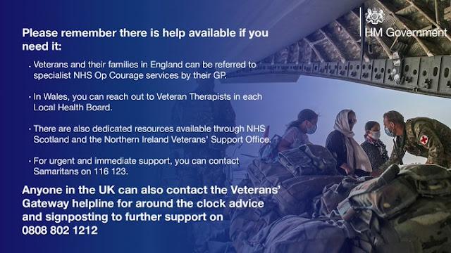 UK Afghanistan Veterans Help