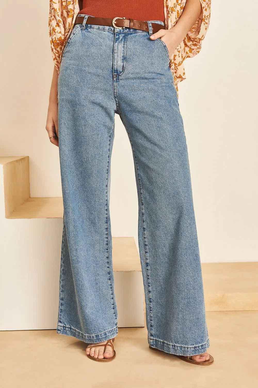 moda jeans 2022 wide leg jean