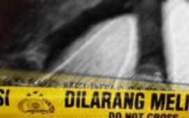 BREAKINGNEWS! Mayat Wanita Telanjang Gegerkan Warga Desa Julang Cikande