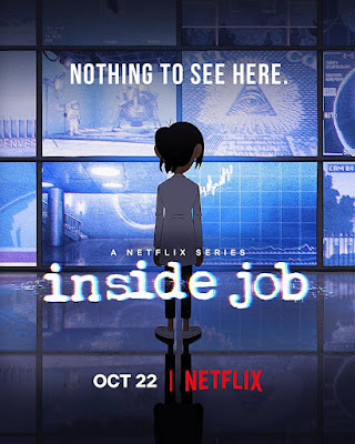 Inside Job S01 Dual Audio [Hindi 5.1 – Eng 5.1] WEB Series 720p HDRip ESub x264 | All Episode