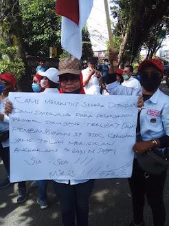 Jalan Lingkar Samosir Rusak Parah,LSM Pakar Minta PPK dan Kasatker Wilayah II Sumut Bertanggungjawab