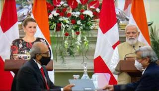 Danfoss India signed MoU with IISc Bangalore