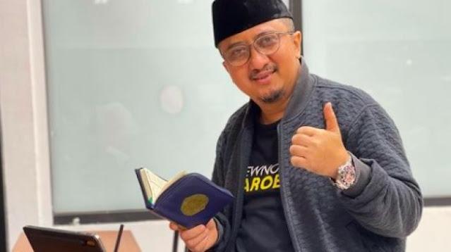 Geram Penistaan Agama Muhammad Kace, Ustaz Yusuf Mansur: Tangkap Aja Polisi Gak Usah Mikir