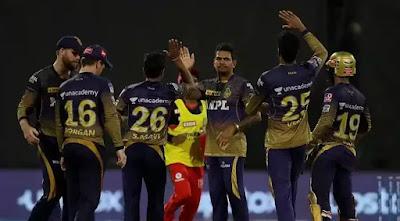 Cricket Highlights – RCB vs KKR Eliminator IPL 2021