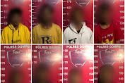 Horor, Jago Membuat Panah, 8 Remaja di Bawah Umur di Dompu ini Diciduk Polisi
