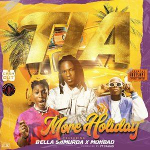 "TIA ft. Bella Shmurda, Mohbad – ""More Holiday"""
