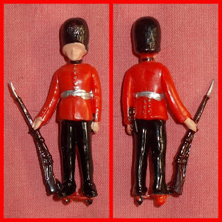 Ceremonial Troops; Guards Division; Guardsman Toy Soldier; Hong Kong; Hong Kong Novelty; Made in Hong Kong; Novelties; Novelty Figurines; Novelty Toy; Pencil Sharpener Figures; Pencil Sharpeners; Plastic Costume Figures; Royal Guards; Shackman; Small Scale World; smallscaleworld.blogspot.com; Stationary; Tourist Keepsakes;