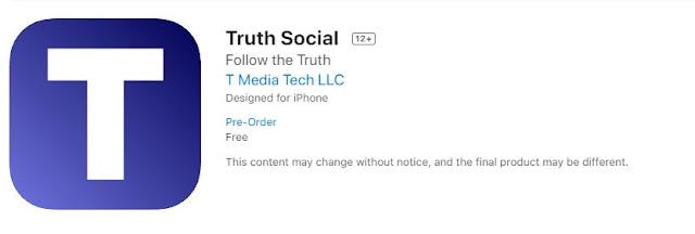 Truth Social Pre-Order