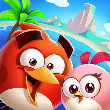 Angry Birds Blast Island MOD APK Download for Android