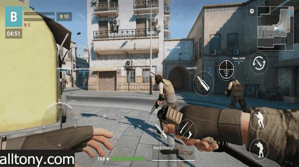 تحميل لعبة Modern Gun: ألعاب حرب الرماية للأندرويد