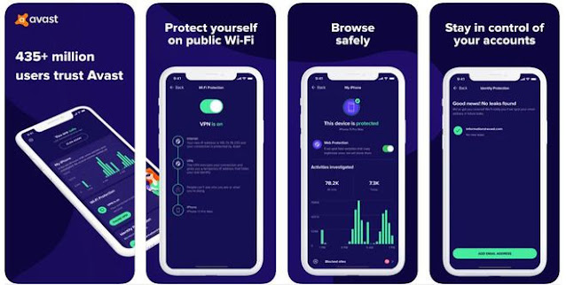 Avast Security & Privacy