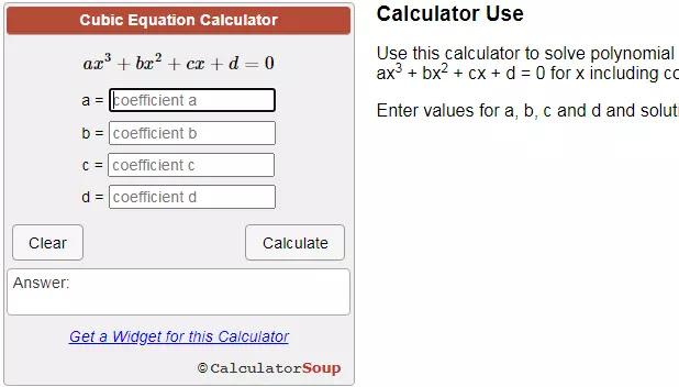 Situs Untuk Menyelesaikan Persamaan Kubik-2