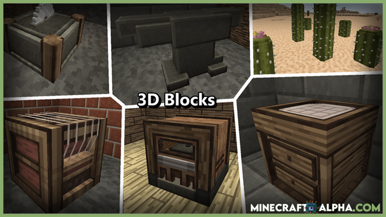 Imperial Odyssey Resource Pack 1.17.1