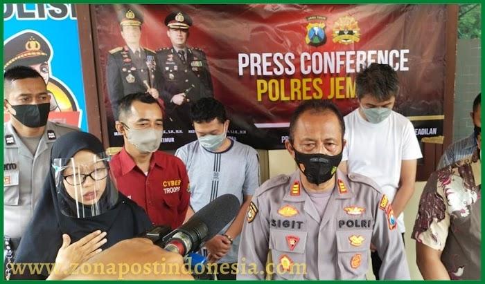 Kelanjutan Pencurian 378 Unit HP SMKN 5 Jember, Polisi Tangkap Penadahnya