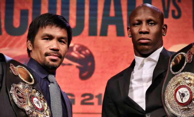 How to watch Pacquiao vs Ugas fight on free TV, live streaming