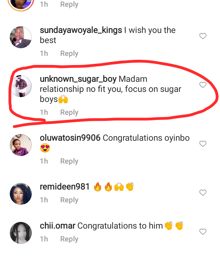 """""""Madam relationship no fit you, focus on sugar boys"""" - Man advices actress Tonto Dikeh as she flaunts her new friend"""