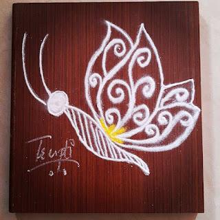 Easy Beautiful Rangoli Designs