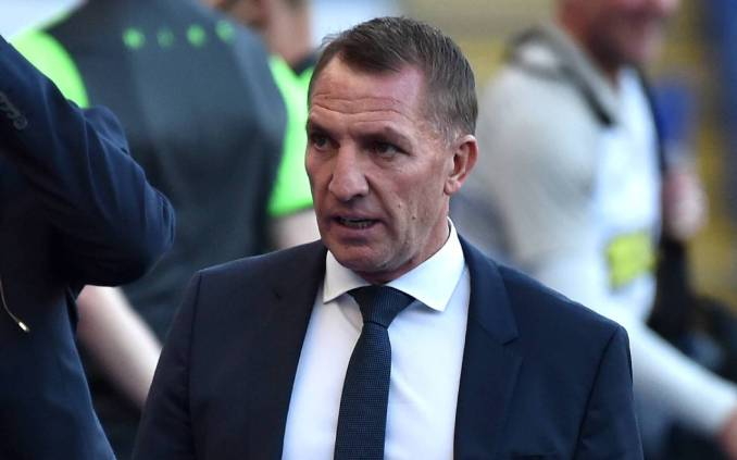 Brendan Rodgers makes decision over possibility of managing Newcastle United