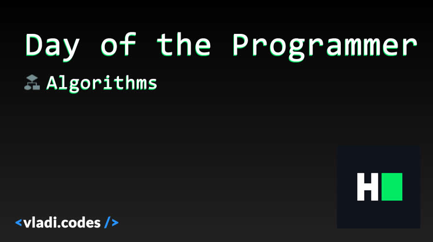 Day Of The Programmer Algorithm HackerRank Solution PH