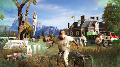 Far Cry 5 highly compressed download