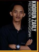 Foto Profil Biodata Khoirun Zarly Presma Presiden Mahasiswa Untirta Lengkap Agama, IG Instagram, Umur, Asal Daerah, Jurusan, dan Facebook