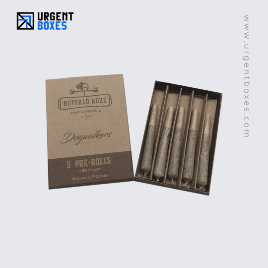 Urgent Boxes presents the outstanding printed pre-roll boxes in fascinating designs.