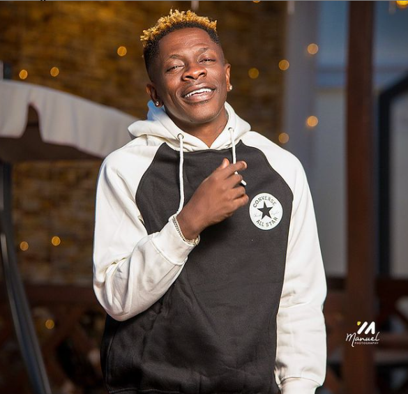 Shatta Wale Reportedly Shot By Unknown Gunmen And In Critical Condition