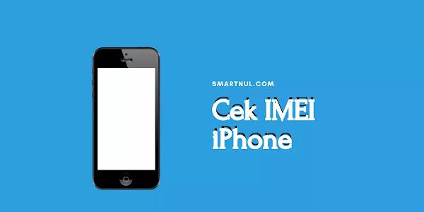 Cara Mengecek IMEI iPhone di Web Apple Terbaru
