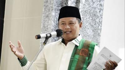 Panglima Santri Jawa Barat,  Imbau Masyarakat Tak Reaktif Terhadap Pernyataan YouTuber Muhammad Kace