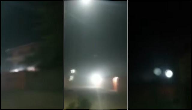 Palmeiras/BA:  Cidade fica coberta por fumaça vinda do lixão. Moradores reclamam. Prefeitura fala quais ações e providências foram adotadas