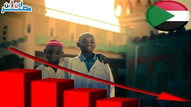 متوسط دخل الفرد في السودان، دخل الفرد في السودان، مستوي معيشة الفرد في السودان