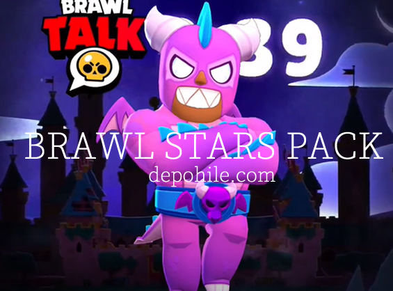 Brawl Stars GFX Pack İndir Yeni Sezon 8 Bedava 2021