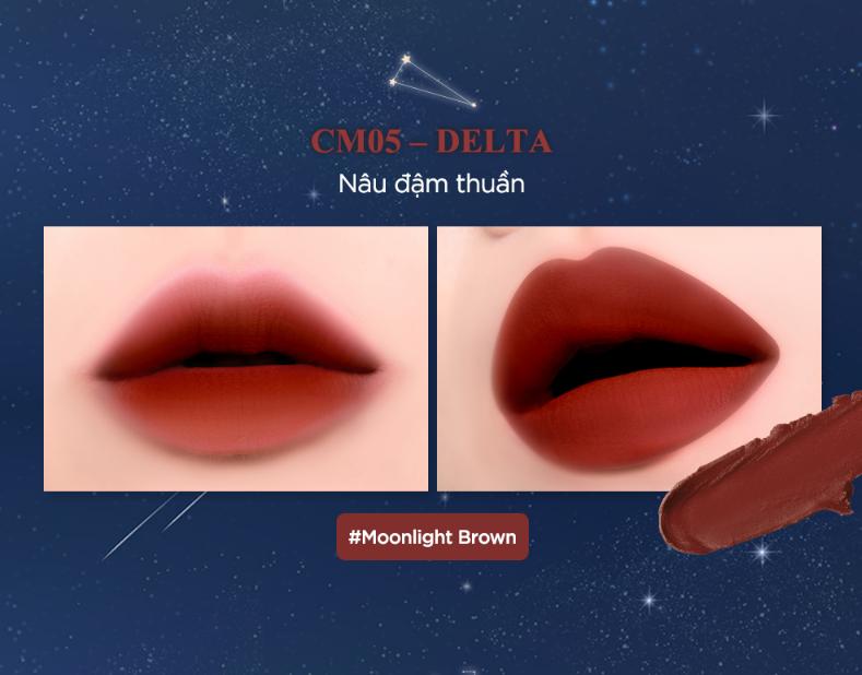 Màu #CM05 - Delta