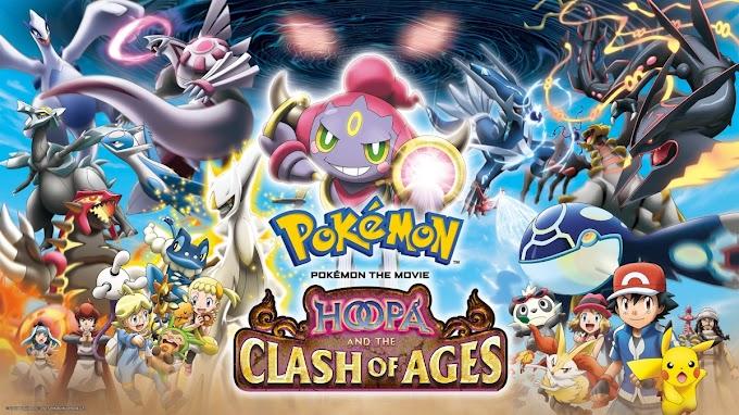 Pokemon Movie 18 Hindi–Eng–Tamil–Telugu–Jap Download (Hoopa and the Magic Rings) Esub