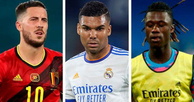 Real Madrid's injury updates ahead of La Liga clash