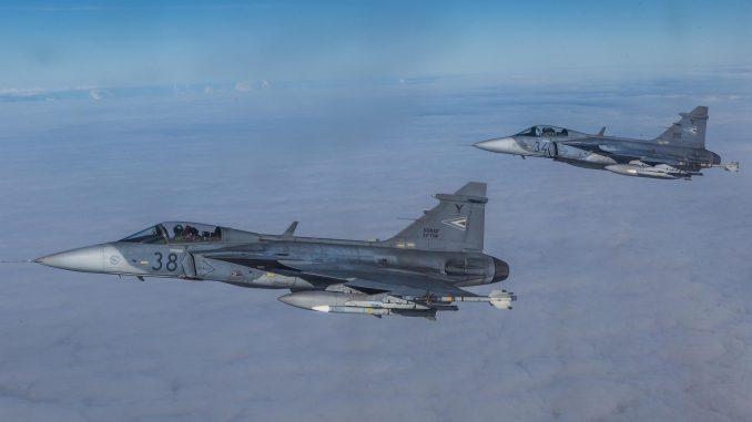 La fuerza aérea de la OTAN realiza ejercicios militares frente a las costas del Sáhara Occidental ocupado.