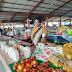 Penjual di Pasar Sentral Timika Mengeluh Sepi Pembeli Selama PON XX