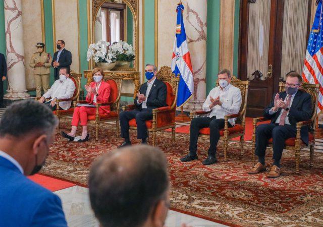 Gobierno realiza segundo diálogo con EEUU sobre reformas institucionales
